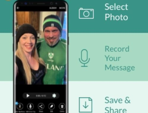 Photos with Voice Tags Make Memories More Memorable