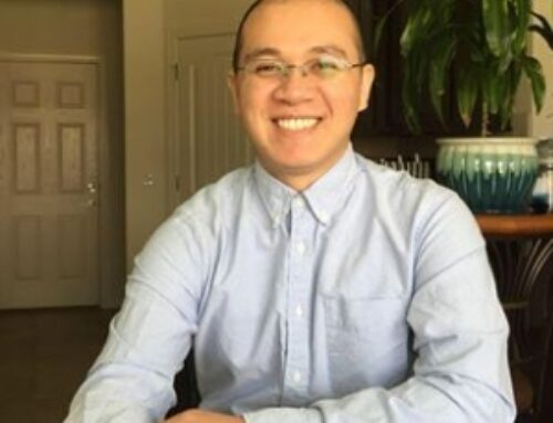 Mobilize Spotlight Recognizes Hieu Truong