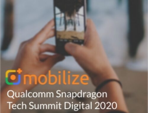 Mobilizes' 5G Camera Solution Featured at Snapdragon Tech Summit Digital 2020